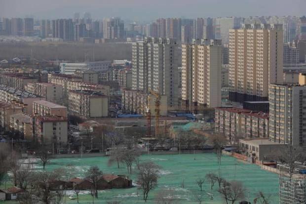 El PIB de China cae un 1,6 % en la primera mitad de 2020.