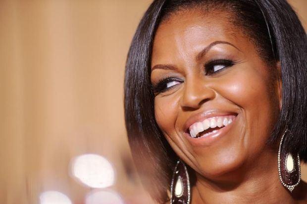 Michelle Obama comparte su lista de música que incluye a Bruno Mars y a Ed Sheeran