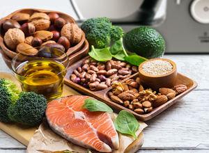 Alimentos con mucha proteína e hidratos de carbono ante el Covid-19.
