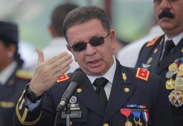Capturan al exministro de Defensa salvadoreño implicado en un pacto con pandillas
