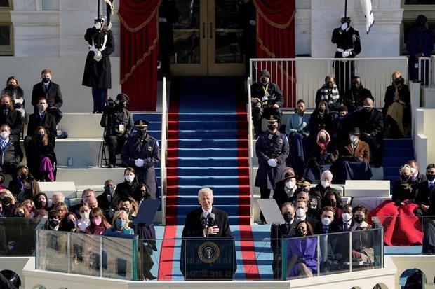 Estados Unidos pasa página con Biden