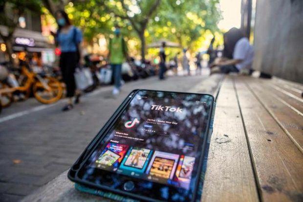 """TikTok """"burla"""" a Android, Uber en problemas y otros clics tecnológicos"""