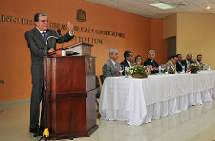 Amarante Baret destaca importancia ciudadanía participe lucha delincuencia