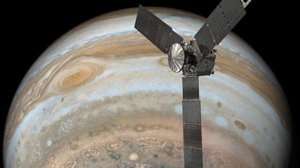 La NASA cree que Júpiter podría tener más agua que la Tierra