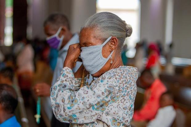 Haití registra 47 nuevos casos y cinco muertes por Covid-19 en última jornada