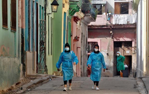 Cuba confirma 1.156 nuevos casos de covid-19 y acumula más de 151.000