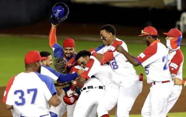 4-3. República Dominicana derrota a Países Bajos y accede a la final