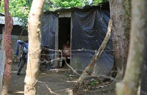 Migrantes colombo-venezolanos buscan un lugar definitivo para vivir en el Caribe.
