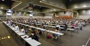 Pruebas de la Evaluación para el Acceso a la Universidad.