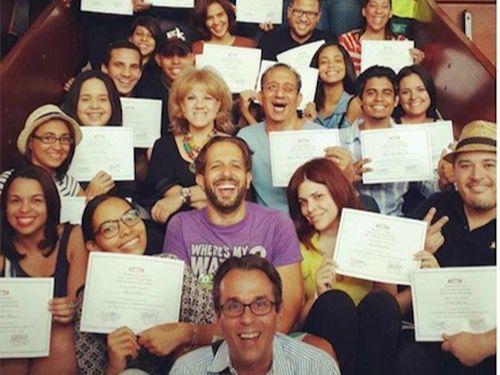 Nuevos Talleres de actuación y dirección de María Castillo