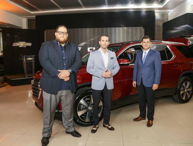 Nueva generación de Chevrolet llega a RD