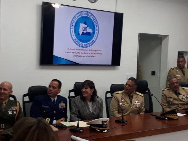 EE.UU. y COE realizarán simulacro de rescate marítimo el jueves y viernes