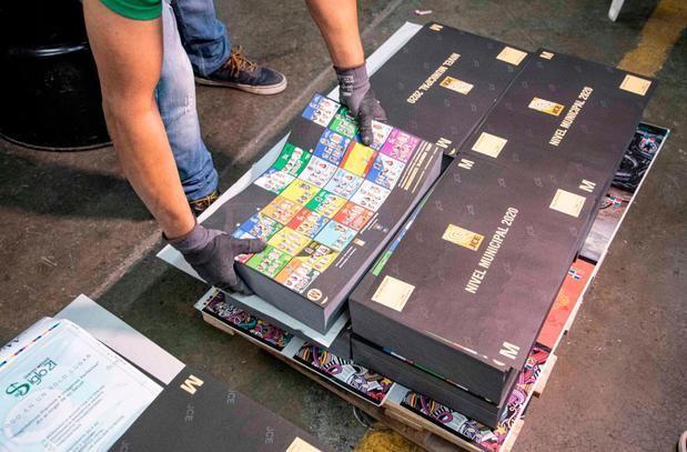 La JCE adjudica a tres empresas la impresión de boletas para las elecciones