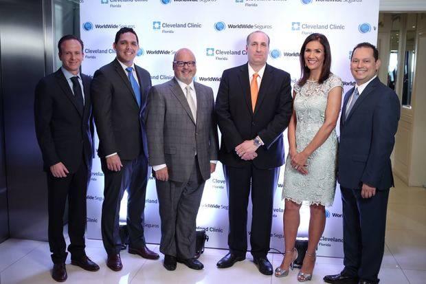 El grupo asegurador WorldWide realiza alianza estratégica con el Cleveland Clinic Florida