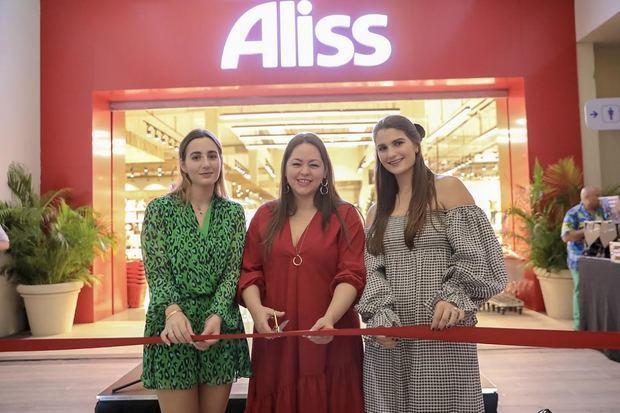 La tienda por departamentos Aliss inaugura moderna sucursal en Punta Cana