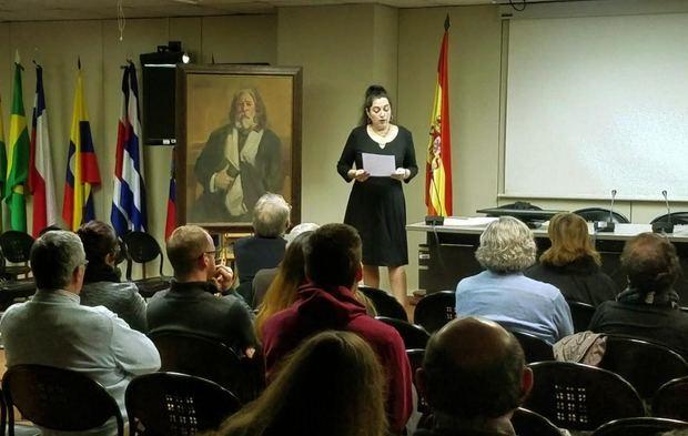 Presentan la décimo tercera edición del Concurso Literario Ángel Ganivet