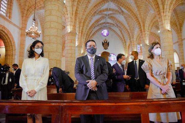 Aduanas realiza Misa de Acción de Gracias por 175 Aniversario