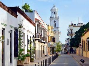 Ciudad Colonial de Santo Domingo.