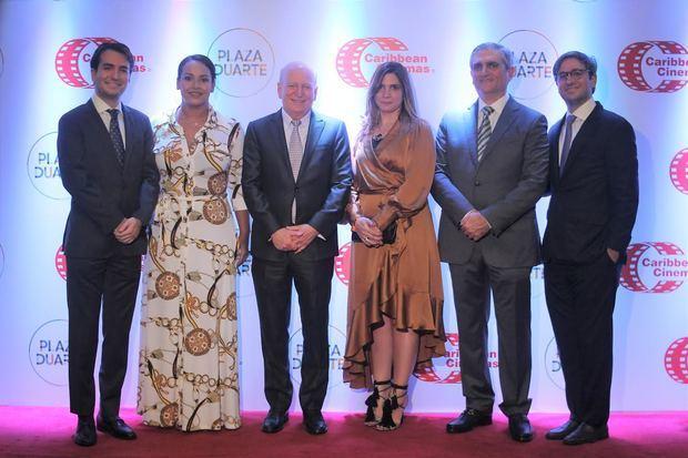 Michael Carrady, Zumaya Cordero, Robert Carrady,Deyanira Khouri, Michel El Hage, Gregory Quinn.