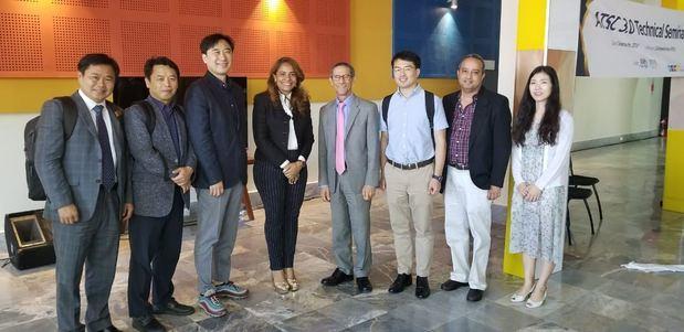 Ministerio de Educación participa en seminario impartido por técnicos de Corea del Sur