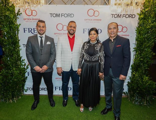 Òptica Oviedo presenta exclusivas marcas Fred y Tom Ford