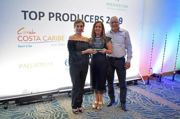 Premiación agencias de viajes de mayor producción