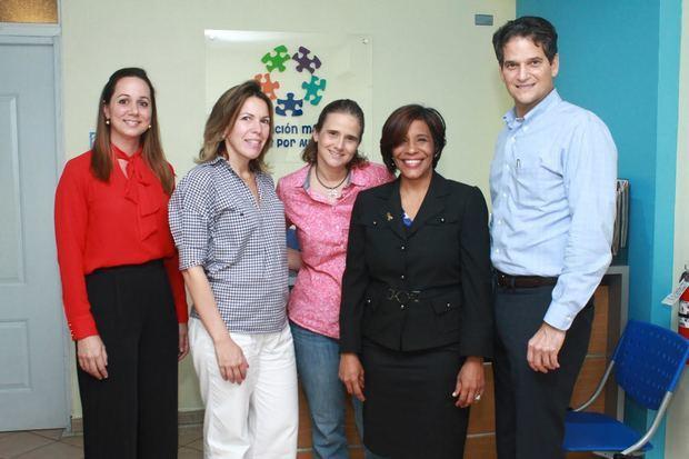 Fundación Manos Unidas por el Autismo lanza programa de entrenamiento a la inclusión laboral