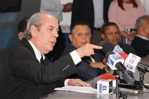 Jorge Prats explicó que la JCE pretende imprimir boletas electorales para febrero próximo.