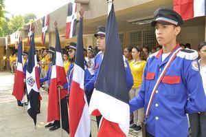 Realizan en Santiago acto  lanzamiento nuevo ciclo Servicio Militar Voluntario para contribuir en la formación de estudiantes del Nivel  Secundario.