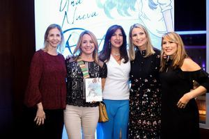Miriam Geara, Gina Piantini Patricia Guerra, Aurin Rodríguez y Claudia Esvelti.