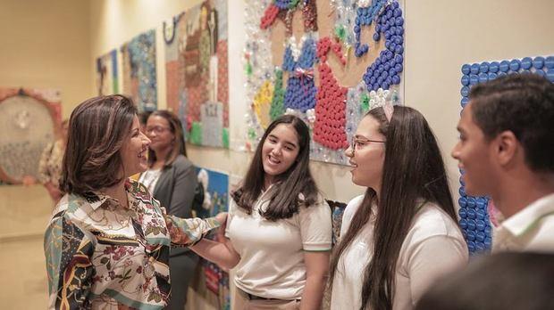 Vicepresidencia y BIJRD celebran Semana de la Juventud