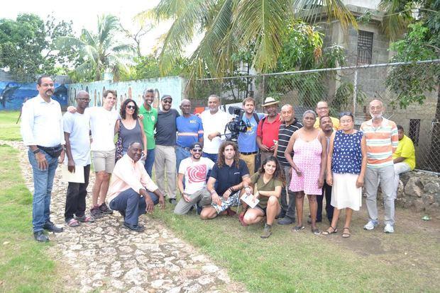 Expedición Oceanía visita comunidad de Haina y confirma contaminación por plomo