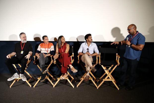 Conversatorios con Actores en Palacio del Cine.