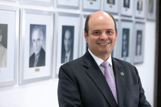 Vicepresidente ejecutivo de la Cámara Santo Domingo, Antonio Ramos.