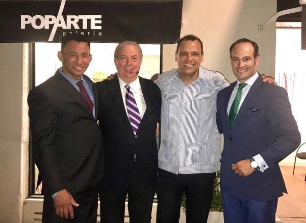 El ministro de Cultura participa en acto cultural de la comunidad dominicana en Madrid