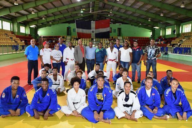 Dirección técnica del COD inicia con judo programa hacia Tokio.