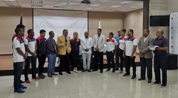 Doce atletas dominicanos van a Juegos Mundiales de Playa