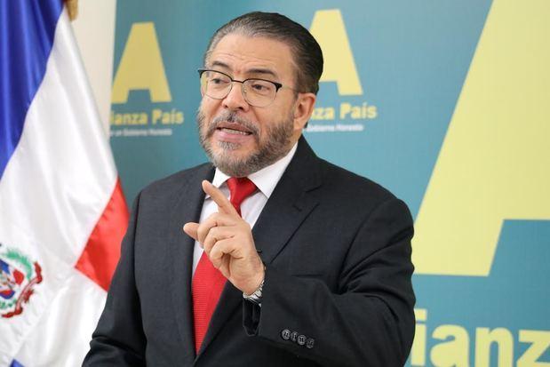 """Guillermo Moreno: """"Hay que tomarle la palabra a Luis Abinader de hacer un gobierno Honesto"""""""