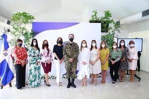 Juramentación nueva directiva  Asociación Esposas Oficiales de las FF. AA.