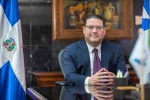 """Eduardo Sanz Lovatón """"Yayo"""", titular de la Dirección General de Aduanas, DGA."""