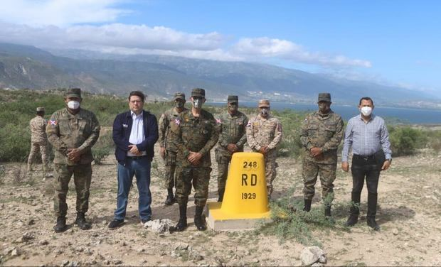 Director General de Aduanas visita puestos aduanales de la frontera con Haití