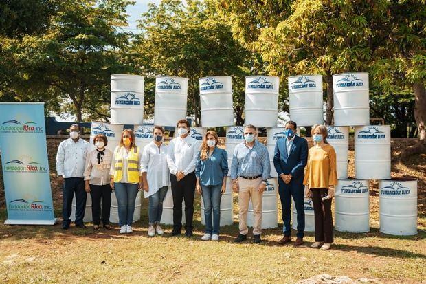 Los mismos serán utilizados para depósito desechos sólidos en distintos puntos de la ciudad.
