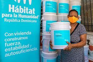 Hábitat Dominicana ha impactado alrededor de 2,050 personas.