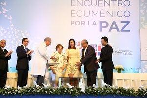 Participantes en el acto