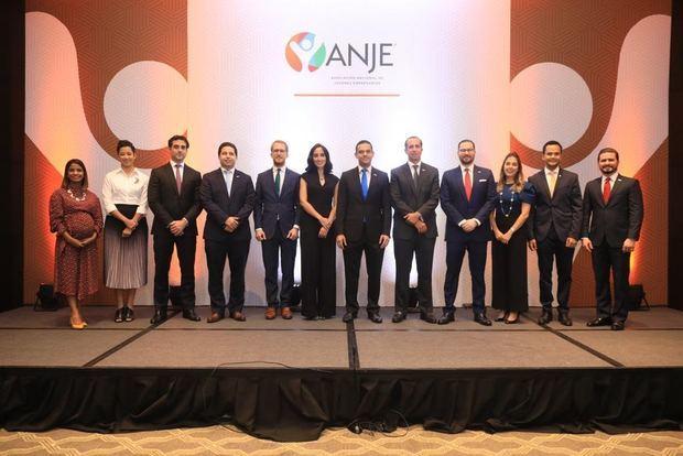 Junta Directiva de la Asociación Nacional de Jóvenes Empresarios, ANJE.