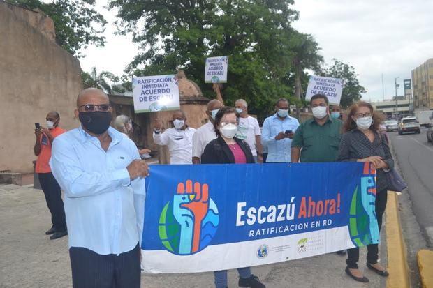 Organizaciones aspiran RD sea el país once en ratificar Acuerdo de Escazú