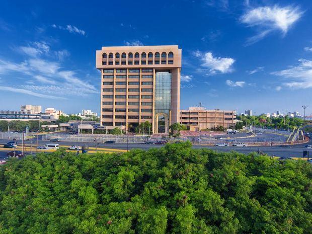 Torre Popular, sede del Grupo Popular y filiales como AFI Popular, Banco Popular e Inversiones Popular.