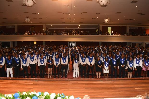 CENAPEC inviste más de 1,350 bachilleres en su 47 graduación