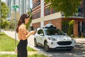 Argo AI y Ford lanzarán vehículos autónomos en la red Lyft a finales de 2021.