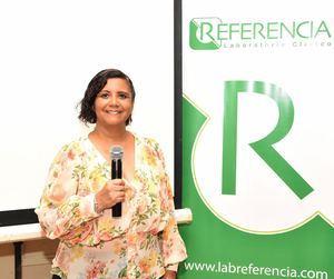 La galeno Norma Hernández Guerrero expuso a la clase médica de la zona Norte.